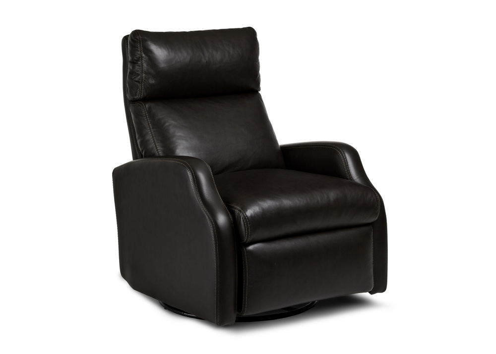 Hancock and Moore - Anya Swivel Power Recliner
