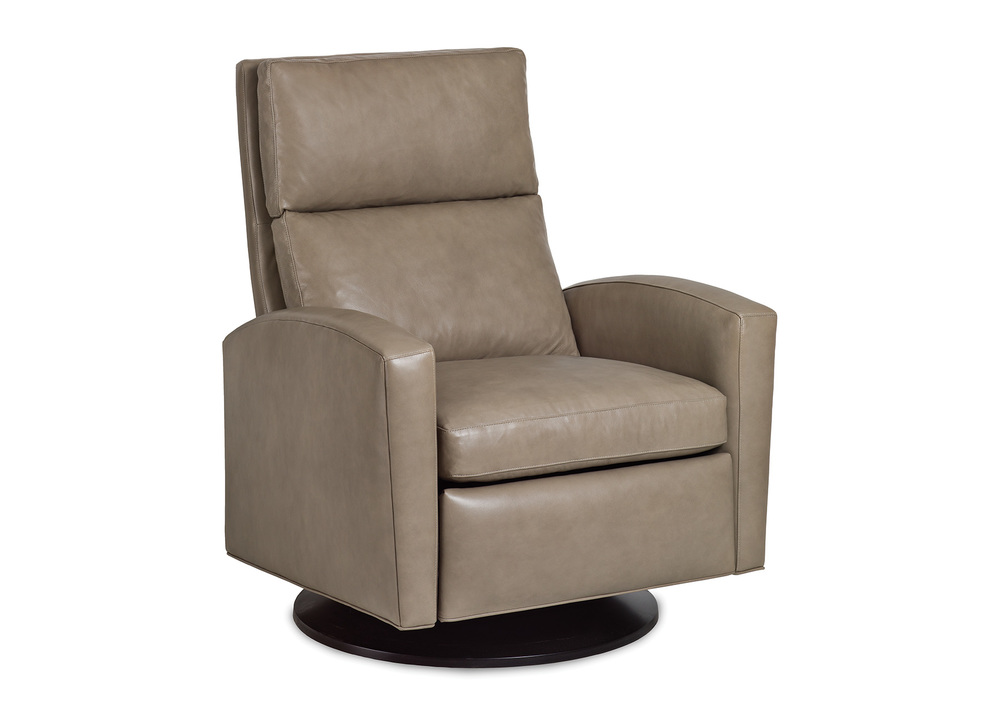Hancock and Moore - Forest Swivel Recliner