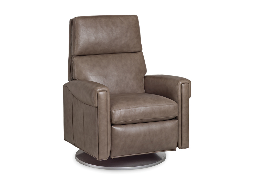 Hancock and Moore - Manning Swivel Recliner