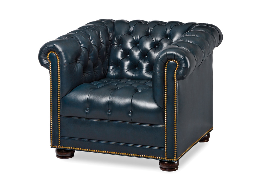 Hancock and Moore - Chesterfield Chair