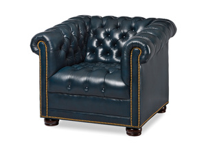Thumbnail of Hancock and Moore - Chesterfield Chair
