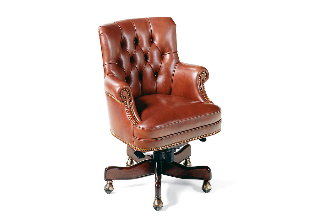 Hancock and Moore - Fremont Swivel Tilt Chair with Pneumatic Lift