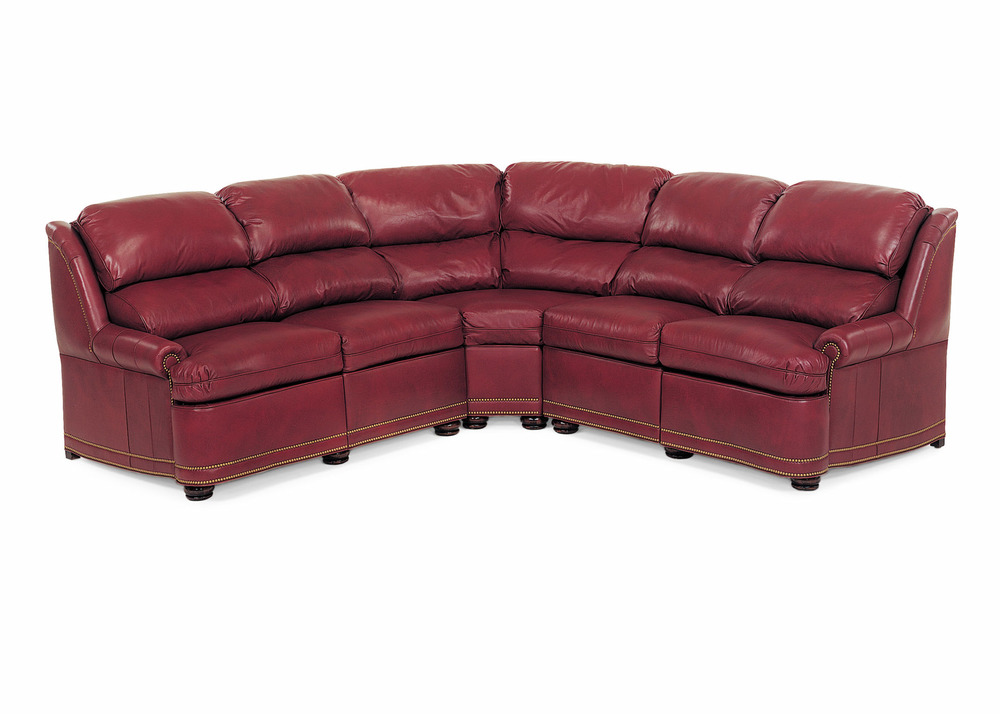 Hancock and Moore - Austin Full Recline Sectional