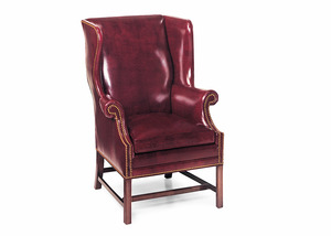 Thumbnail of Hancock and Moore - Hepworth Wing Chair