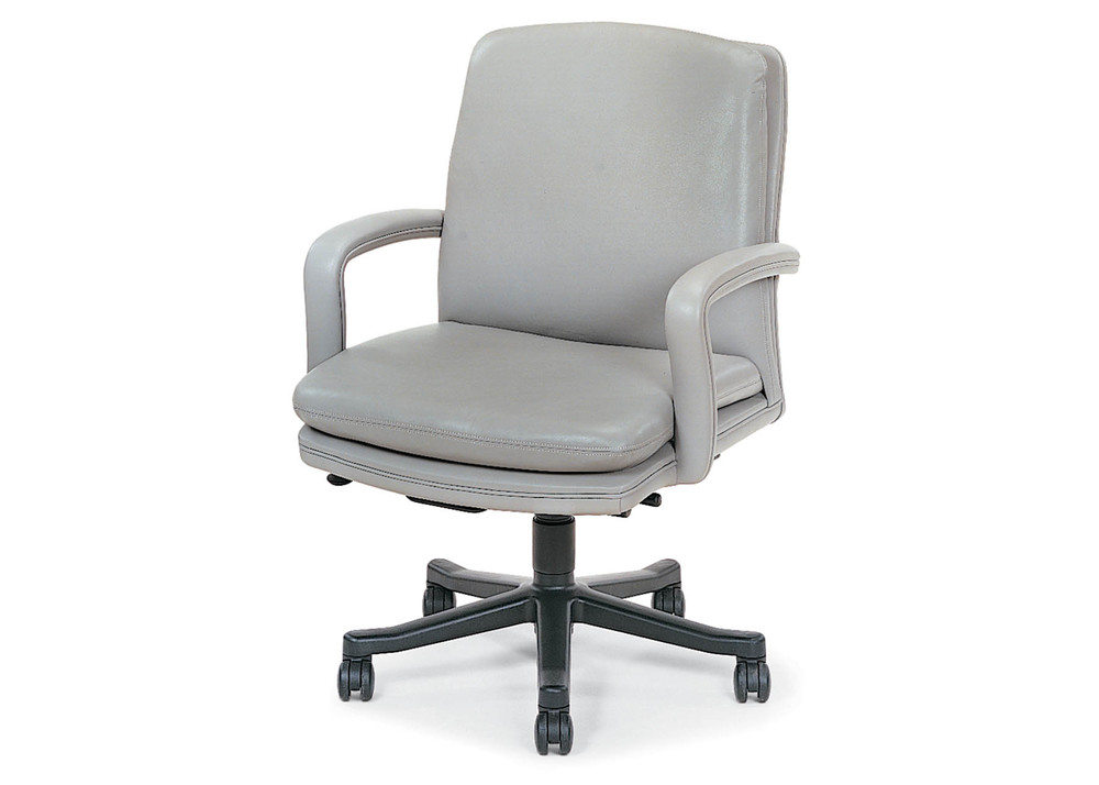 Hancock and Moore - Marquis Low Back Open Arm Swivel Tilt Chair