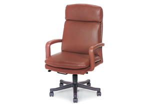Thumbnail of Hancock and Moore - Marquis High Back Open Arm Swivel Tilt Chair