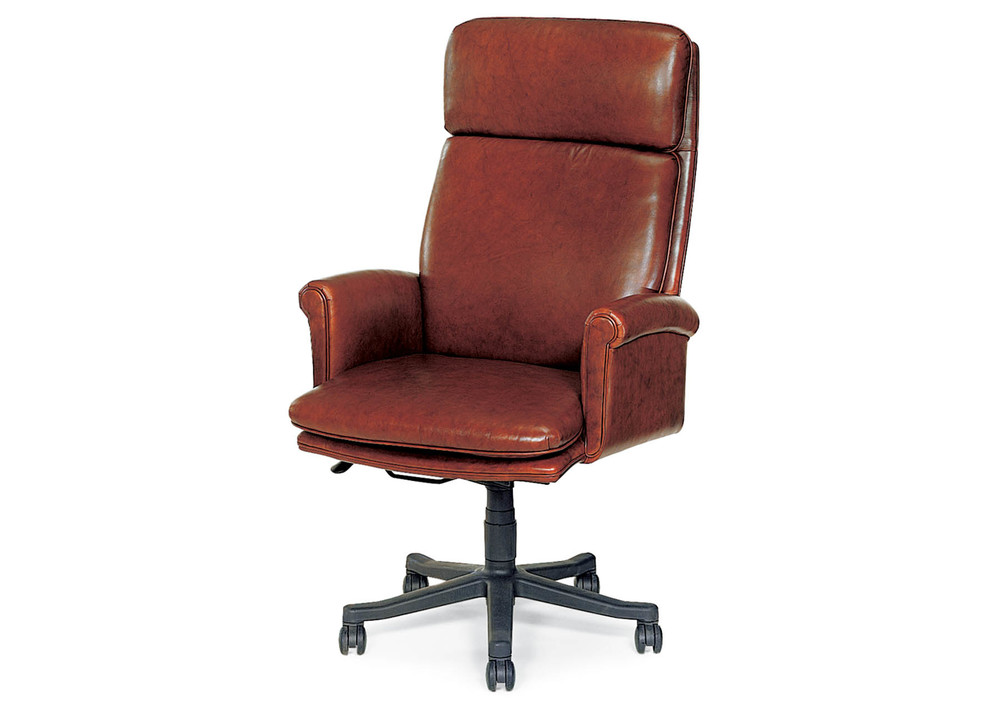 Hancock and Moore - Caesar Swivel Tilt Chair with Pneumatic Lift