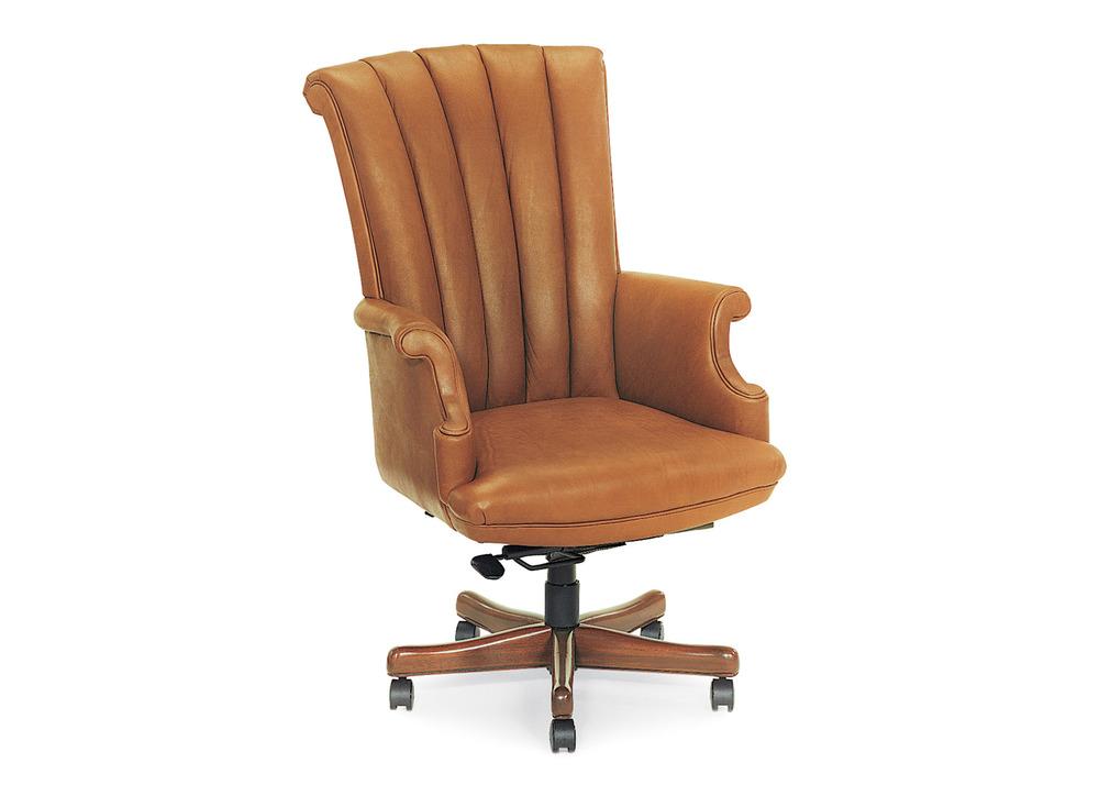 Hancock and Moore - Bradford Back Swivel Tilt Chair
