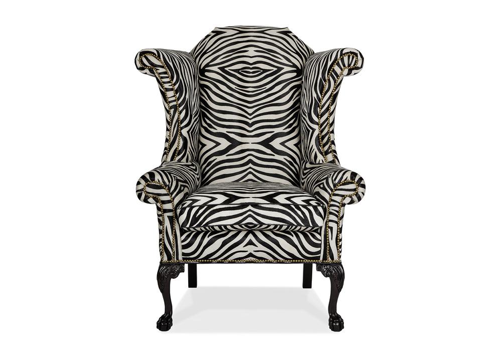 Hancock and Moore - George III Wing Chair