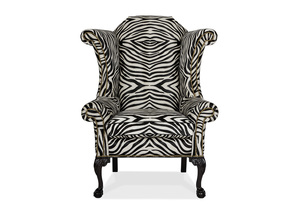Thumbnail of Hancock and Moore - George III Wing Chair