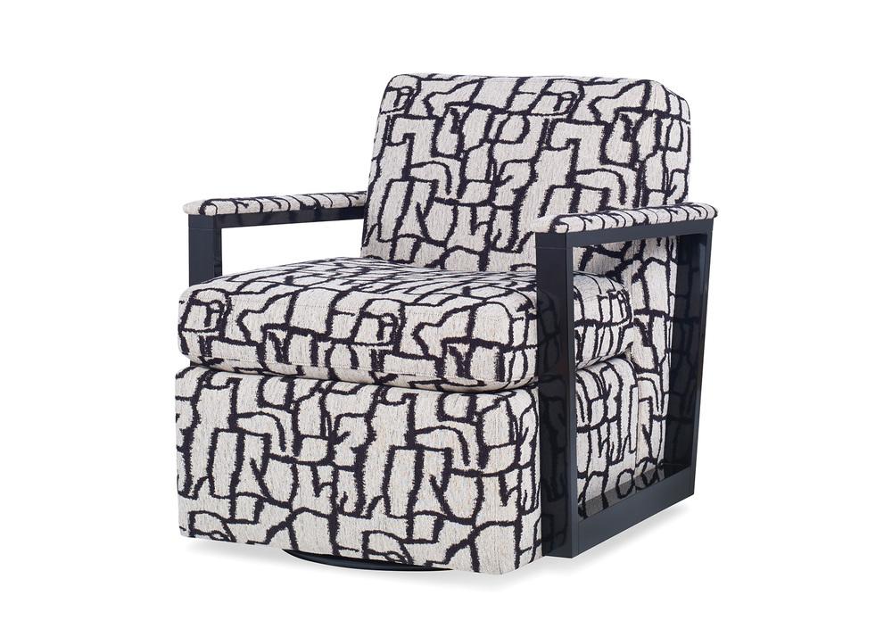Hancock and Moore - Bowery Swivel Chair