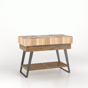 Thumbnail of Canadel - East Side Kitchen Island 4836 T8