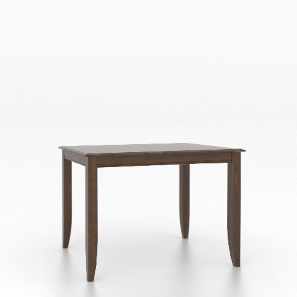 Canadel - Core Wood Top Dining Table 3648