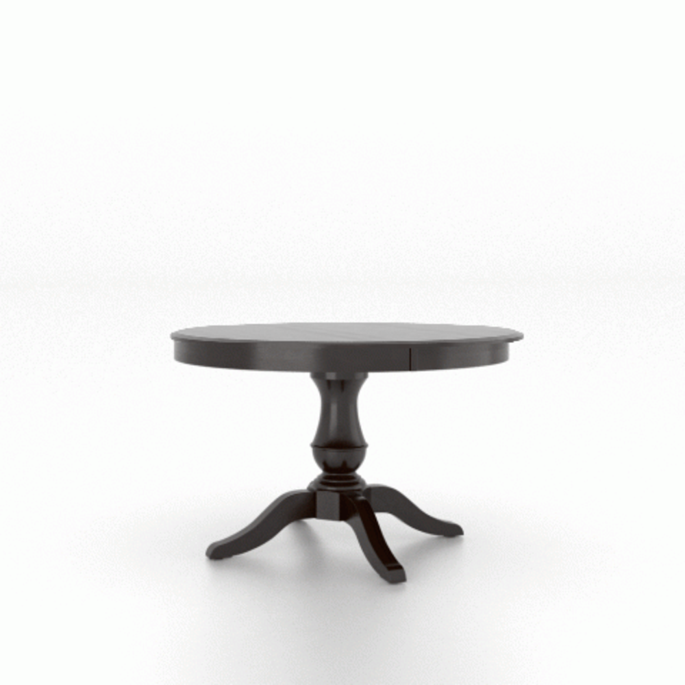 Canadel - Gourmet Wood Top Dining Table 4848