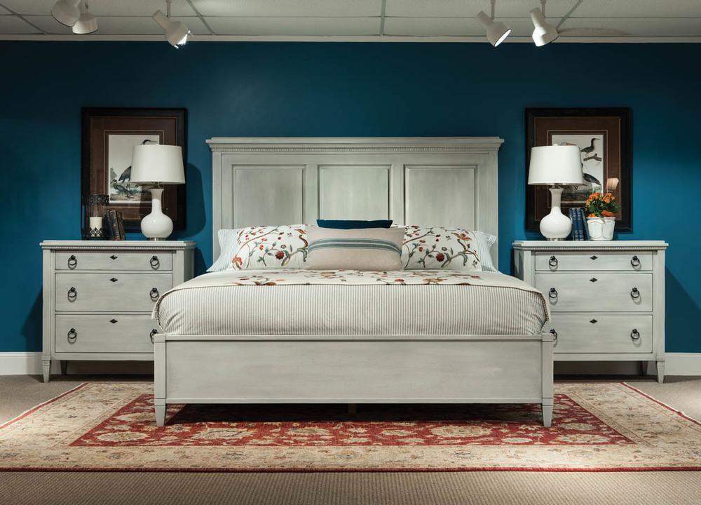 Durham Furniture - Panel Bed