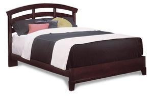 Thumbnail of Durham Furniture - Slat Bed, Queen