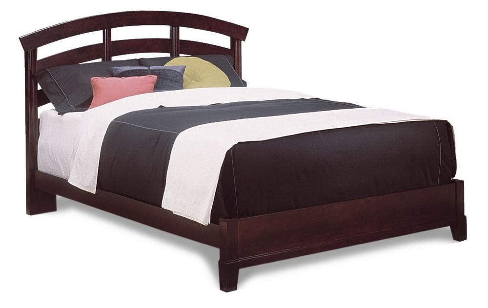 Durham Furniture - Slat Bed, King