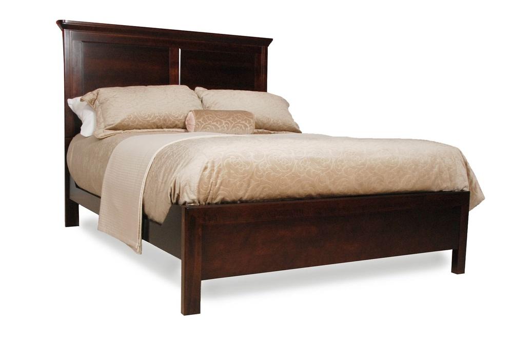 Durham Furniture - Westend Panel Bed