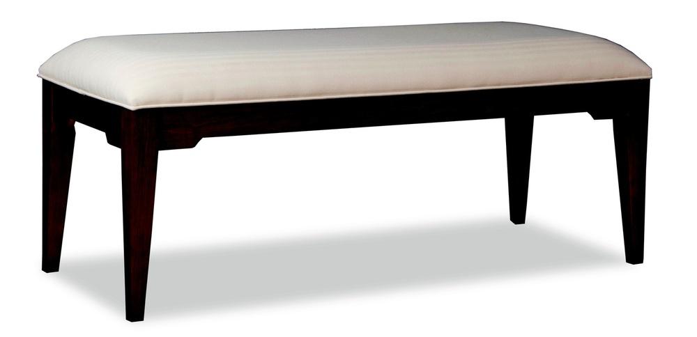 Durham Furniture - Contemporary Bench