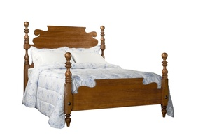 Thumbnail of Durham Furniture - Cannonball Bed, Queen