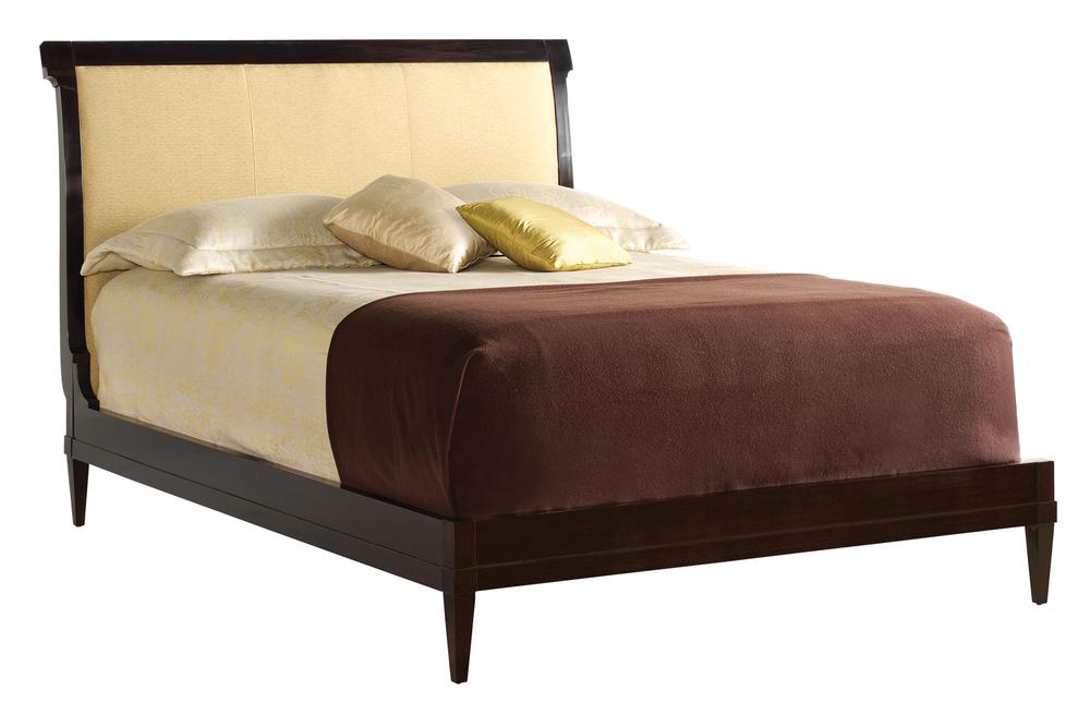 Councill - Gable Platform Upholstered King Bed