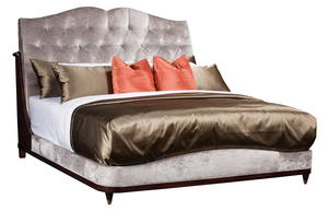 Thumbnail of Councill - Europa Upholstered King Bed