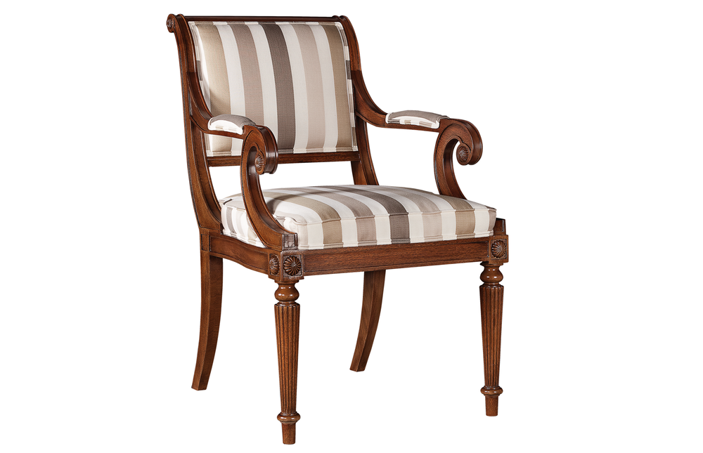 Councill - Simon Arm Chair