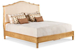 Thumbnail of Councill - Abbey Platform Upholstered King Bed