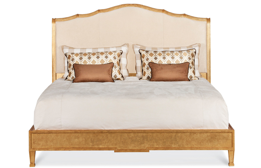 Councill - Abbey Platform Upholstered King Bed
