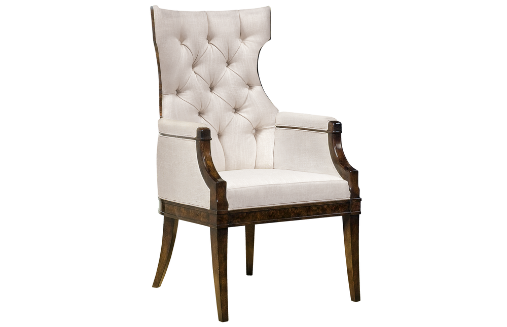 Councill - Elise Arm Chair