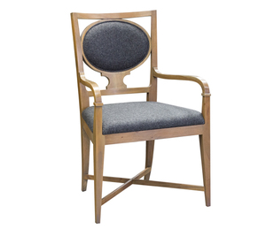 Thumbnail of Councill - Catherine Oval Back Arm Chair