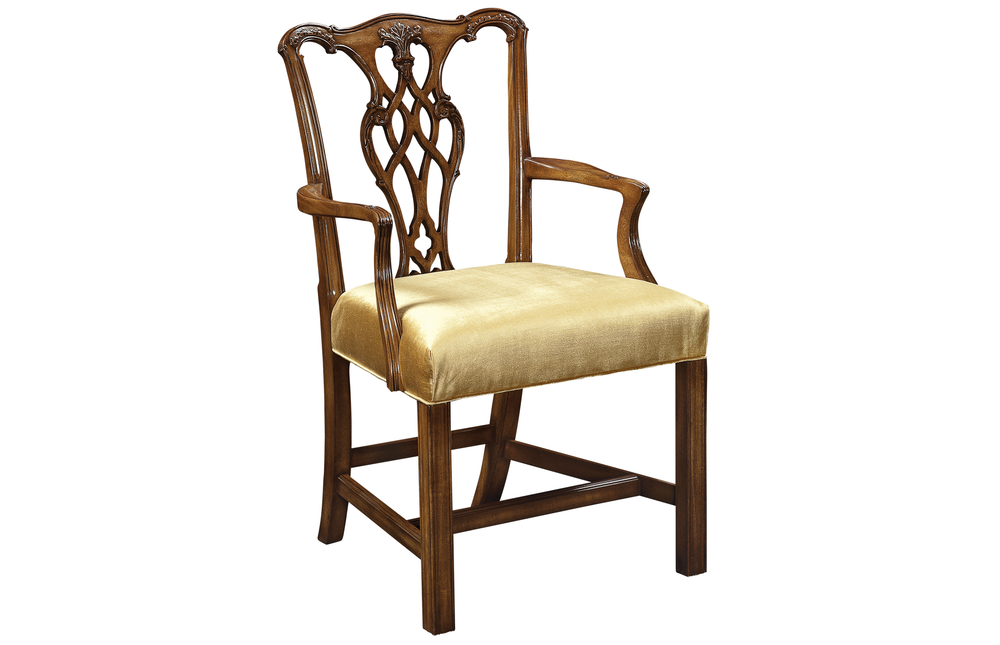 Councill - Chippendale Arm Chair