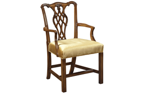 Thumbnail of Councill - Chippendale Arm Chair