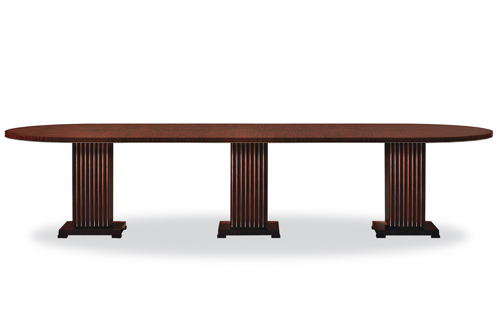 Councill - Oval Conference Table