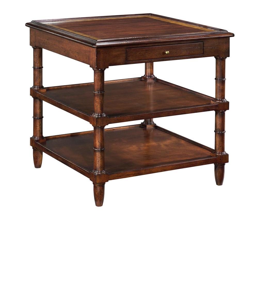 Woodbridge Furniture Company - Regency Square Side Table