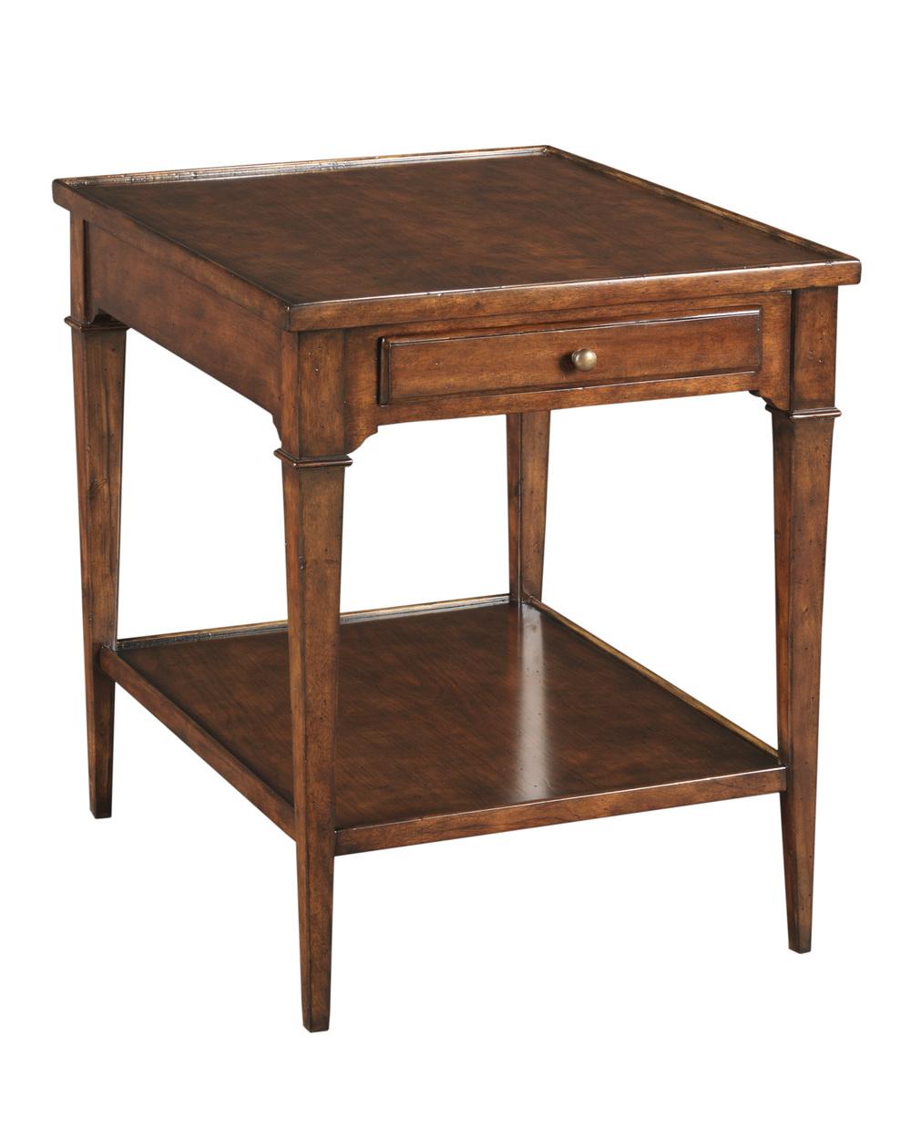 Woodbridge Furniture Company - Marseille Side Table