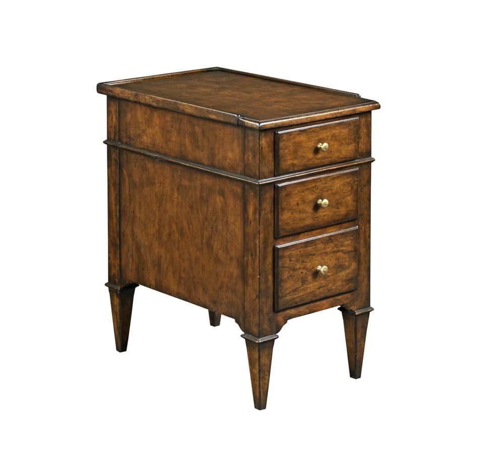 Woodbridge Furniture Company - Marseille Chairside Chest