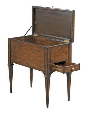 Thumbnail of Woodbridge Furniture Company - Chairside Deed Box