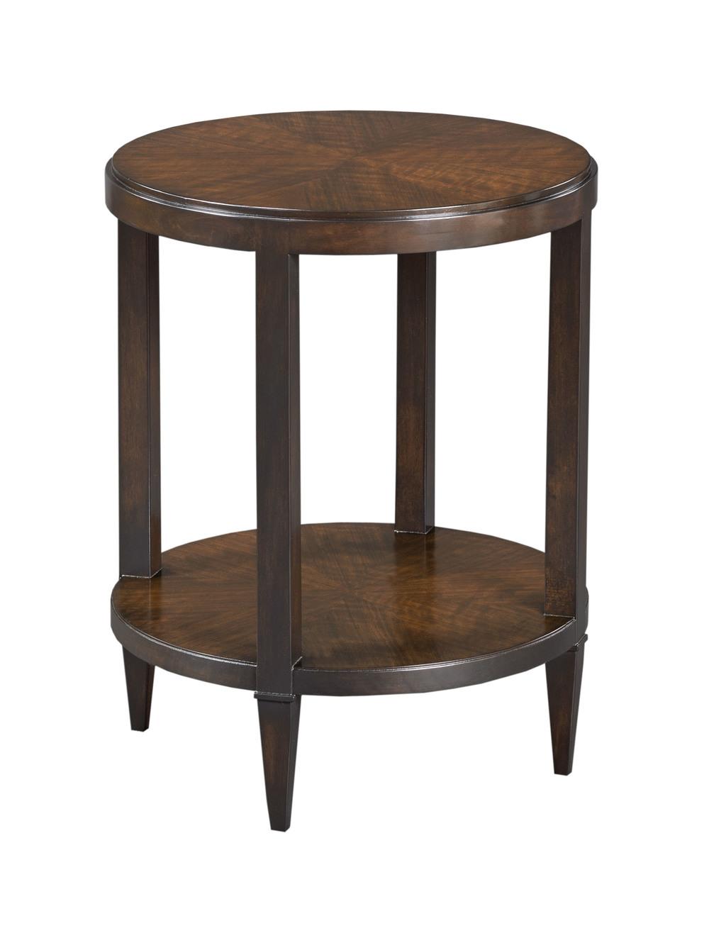 Woodbridge Furniture Company - Tribeca Drink Table