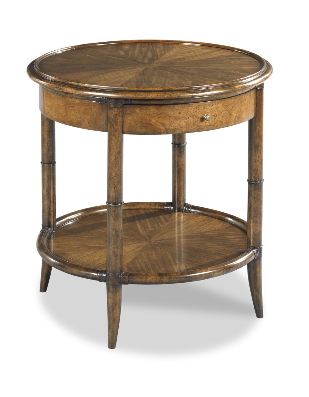 Woodbridge Furniture Company - Linwood Side Table