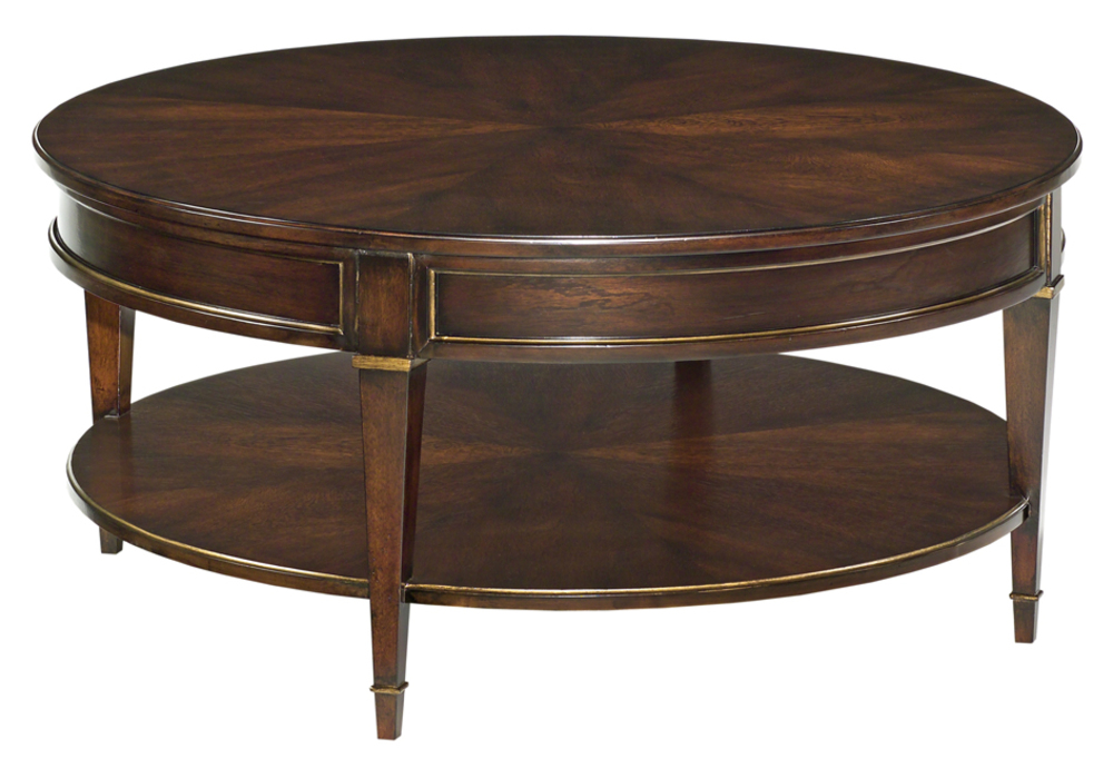 Woodbridge Furniture Company - La Salle Cocktail Table