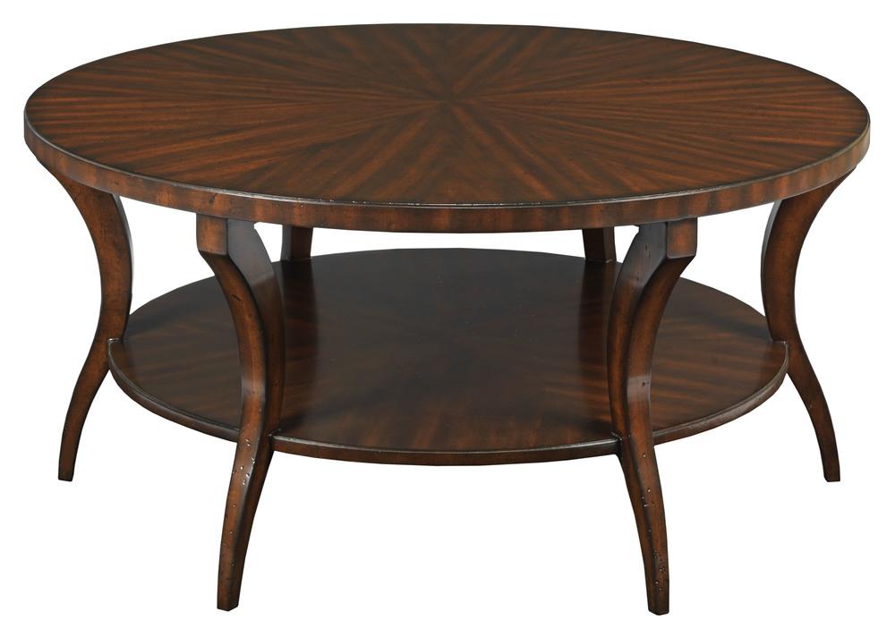 Woodbridge Furniture Company - Gramercy Cocktail Table
