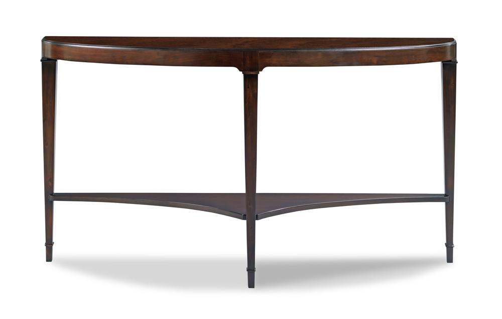 Woodbridge Furniture Company - Addison Demi Lune Console