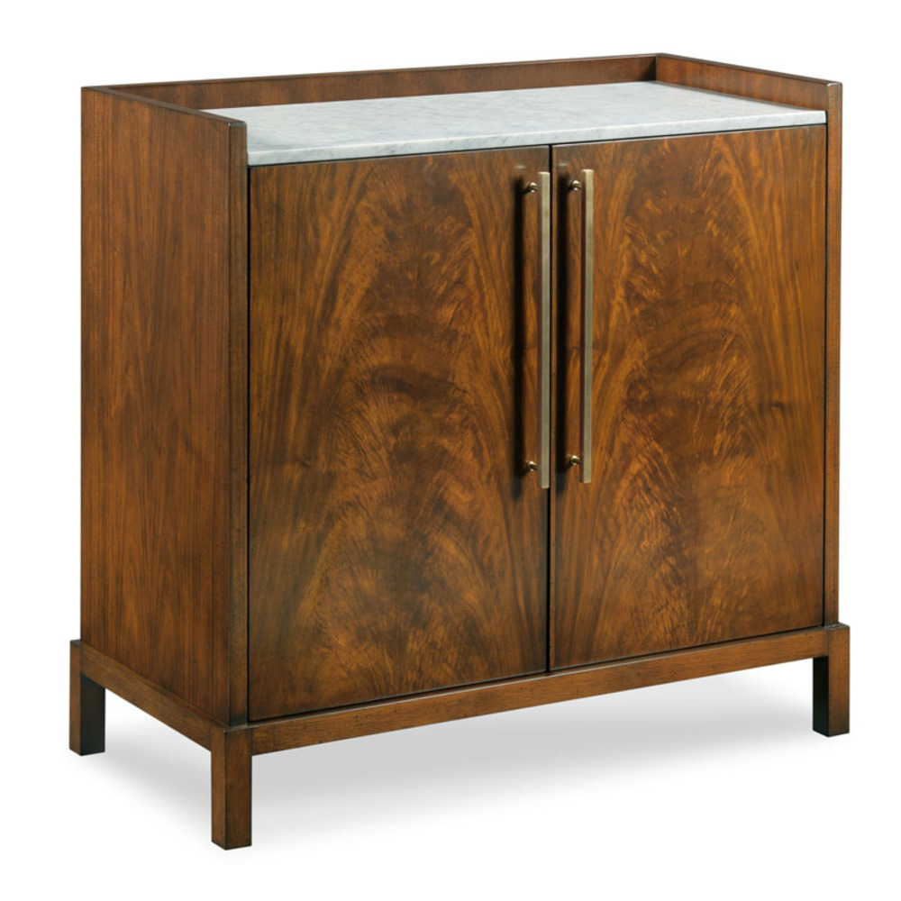 Woodbridge Furniture Company - Ridge Bar Cabinet