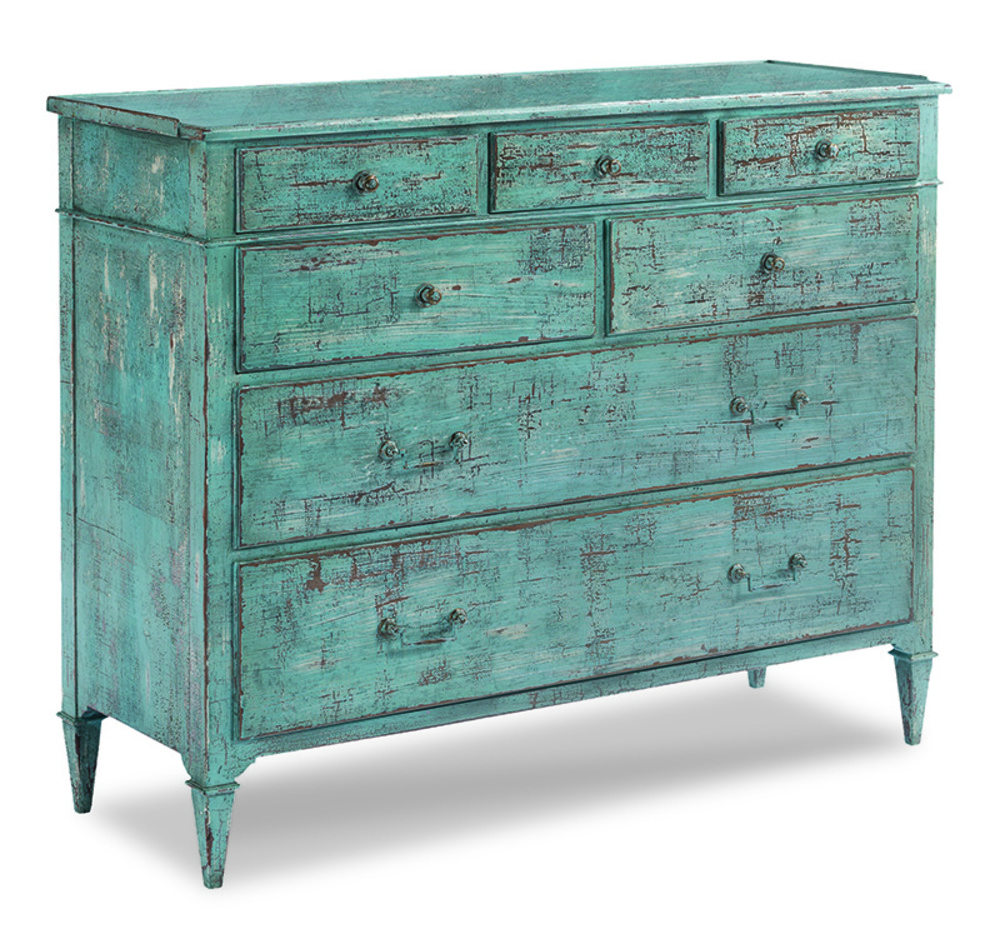 Woodbridge Furniture Company - Marseille Dressing Chest