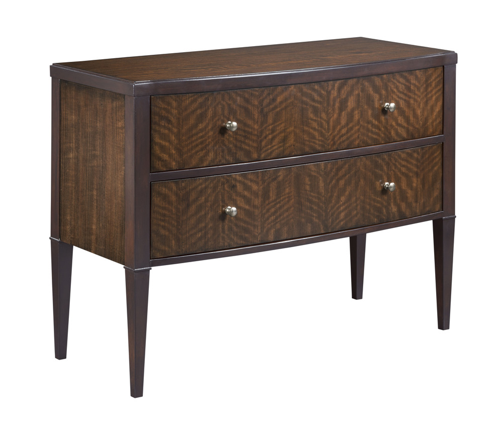 Woodbridge Furniture Company - Bow Front Chest