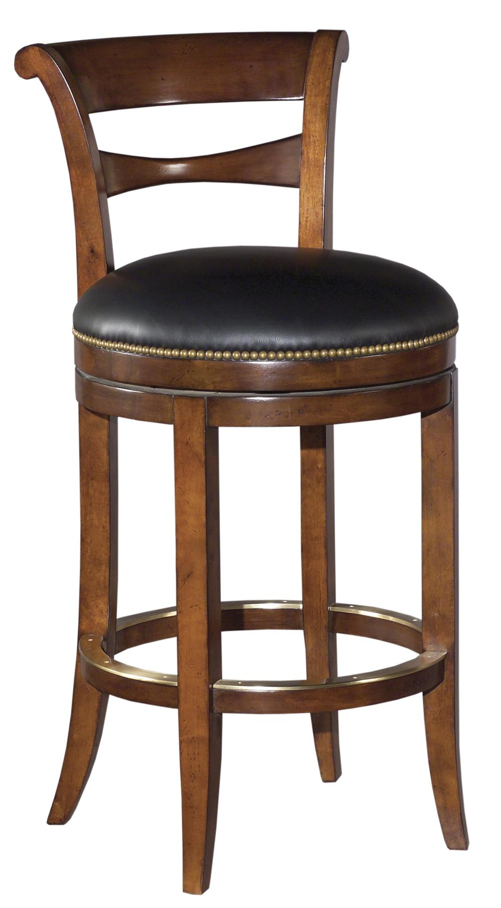 Woodbridge Furniture Company - Armless Bar Stool