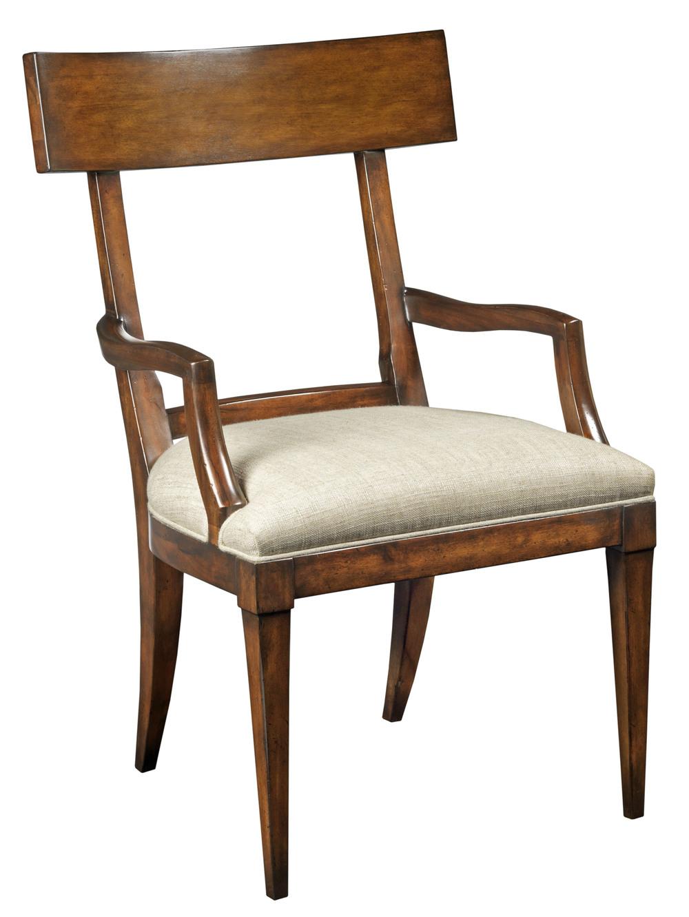 Woodbridge Furniture Company - Empire Arm Chair
