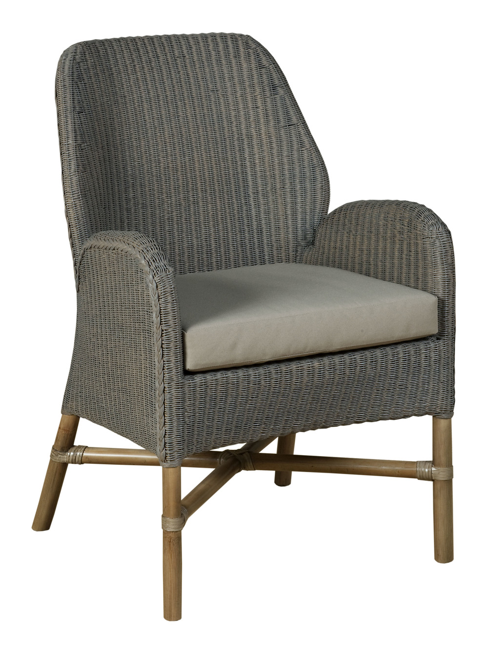 Woodbridge Furniture Company - Woven Arm Chair