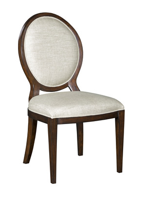 Thumbnail of Woodbridge Furniture Company - Oval Back Side Chair